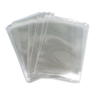 Polythene Bags 200g/63m<br>Size: 255x305mm<br>Pack of 1000
